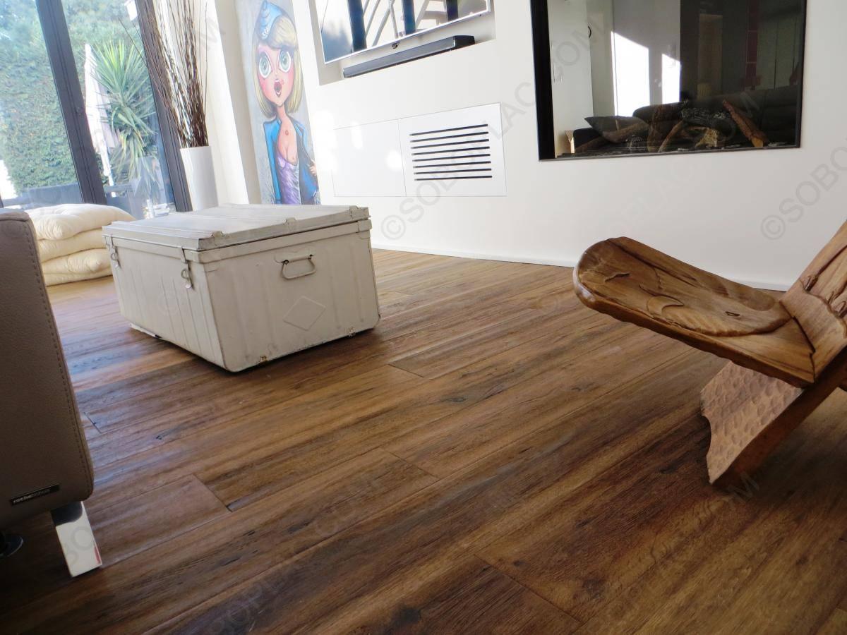 mod le atelier ch ne bross fum finition huil e 15 x 190 x 680 1900 mm pose et. Black Bedroom Furniture Sets. Home Design Ideas